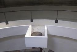 après nettoyage ouvrage eau potable