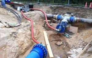 désinfcetion canalisation eau potable