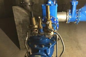 appareil régulation eau potable
