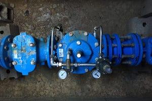 maintenance vanne régulation