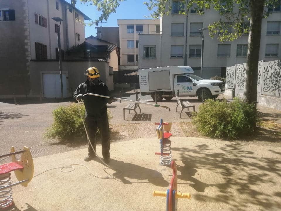 desinfection villefranche-sur-saone
